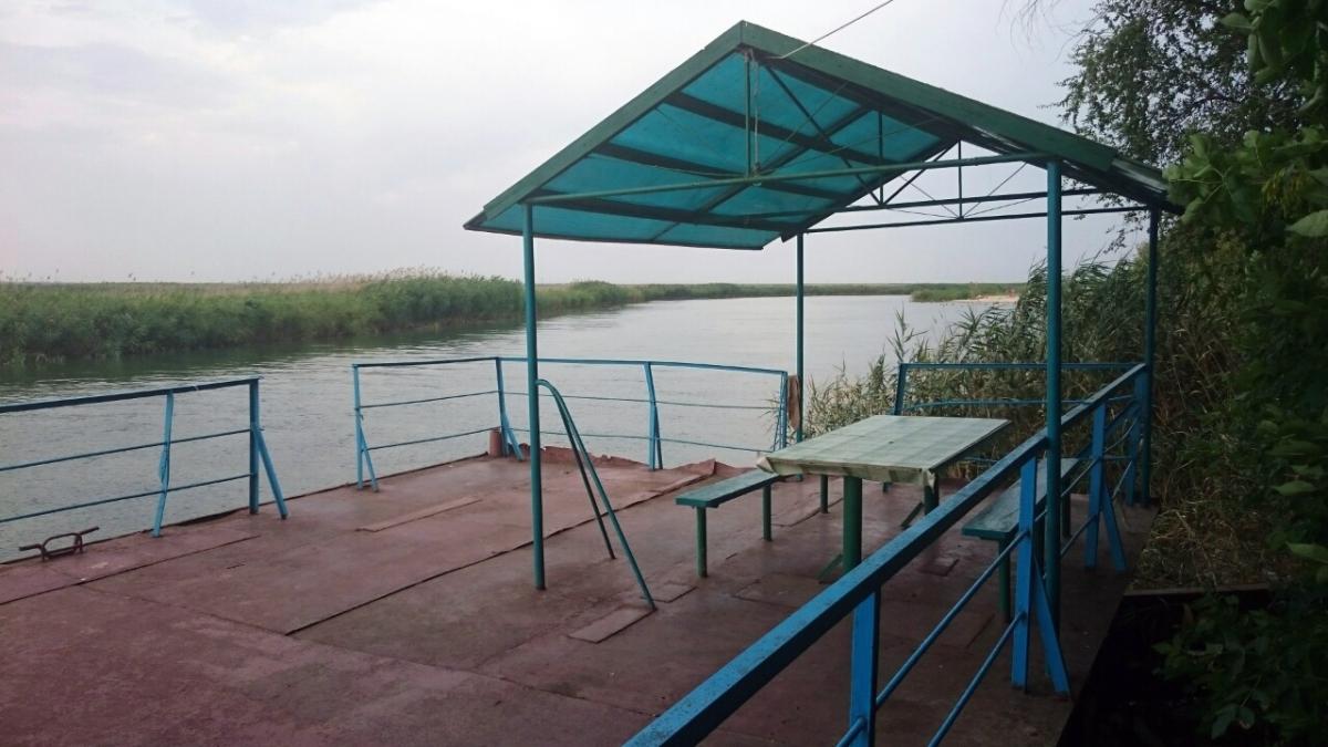 рыболовная база в сальске